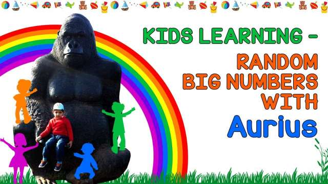 Learn Random Big Numbers with Aurius