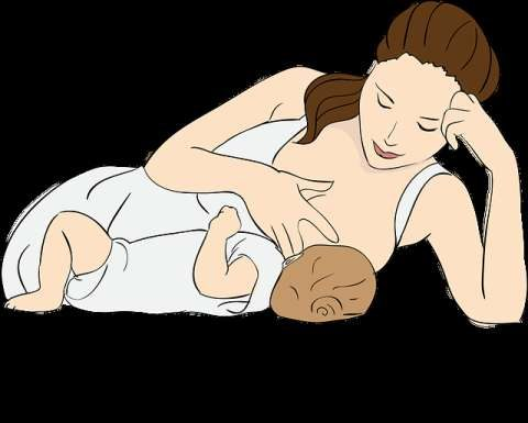Kinds Of Newborn Feeding Options Available