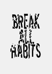 Break All Habits SKParenting